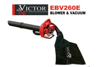 VICTOR EBV260E-VIC Handheld Leaf Blower/Vac