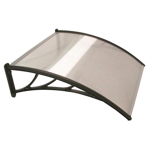Door Canopy - Black
