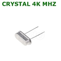 CRYSTAL 4K MHZ | CQ ORIGINAL
