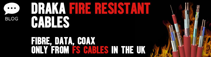 Draka Fire Resistant Cables