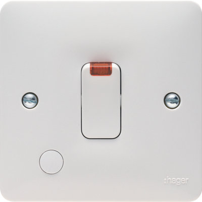 20A 2 Pole Switch+LED Indicator+ Flex Outlet | LV0301.0588
