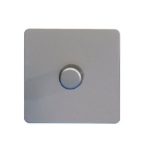 Flat Plate PN DIMMER 1G  1 Way 400W | LV0701.0508