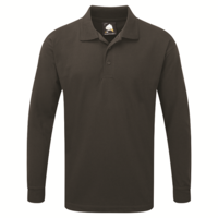 Orn 1170 Weaver Long Sleeve Poloshirt