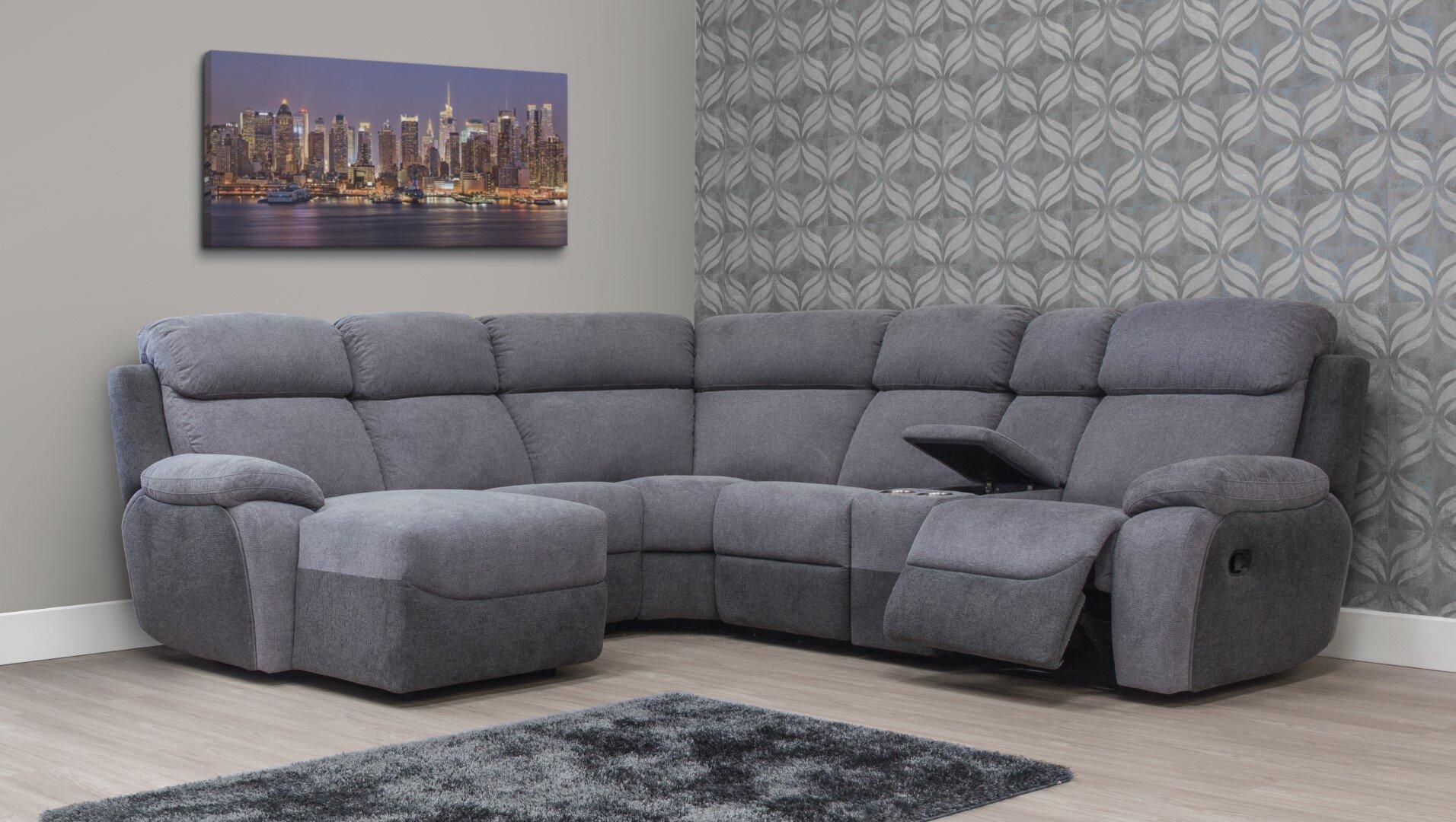 Maybach Fabric Modular Sofa
