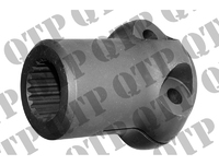 4 WD Front Coupling