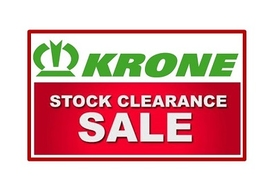 KRONE Parts Stock CLEARANCE