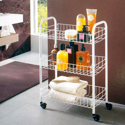 Sienna Trolley White