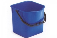 BUCKET 15ltr CALIBARATED BLUE