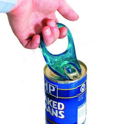 Tin and Can Opener