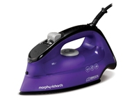 MORPHY RICHARDS BREEZE STEAM IRON 2600 WATT - PURPLE