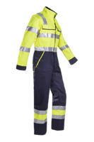 Sioen Autun Hi-vis coverall with ARC protection