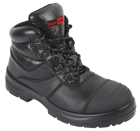 Rodo Black Waterproof Avenger Boot S3 WR HRO SRC