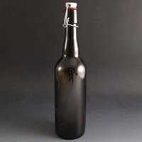 750ml Clip Top Beer Bottle.