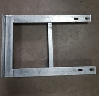 "18"" x 12""    ONE PIECE BRACKET"