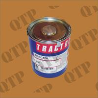 Paint 1 Ltr Massey Ferguson Gold - Tractol