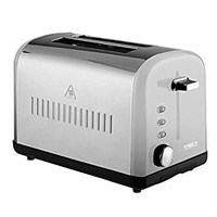 TOWER 2 SLICE TOASTER STAINLESS STEEL
