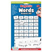 Magnetic Words Age 4-5 (Priced in singles, order in multiples of 3)
