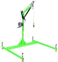 Advanced 5-Piece Davit Hoist System Long