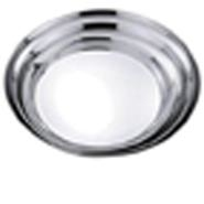 Tray Round Stainless Steel 250mm Diameter