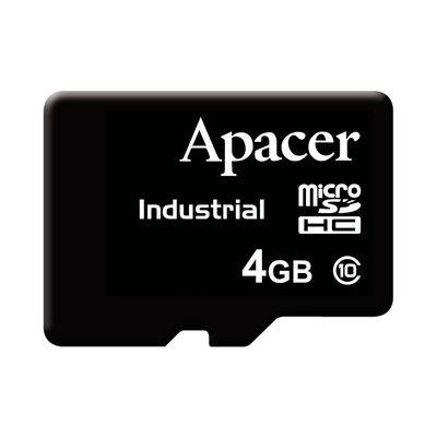 4GB Industrial MicroSD SLC