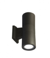 ANSELL 19W Duo Midi 4000K Wall Light Graphite