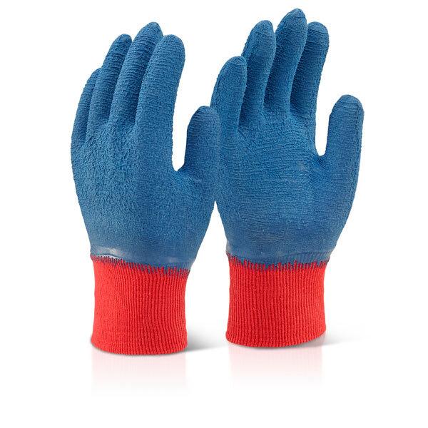 CLICK Blue Grip Glove (Pair)