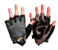 ProFit Fingerless Glove Black/Grey