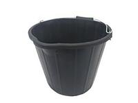 Bucket - 3 Gallon Heavy Duty Rubber