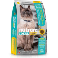 I19 Nutram Ideal Cat - Sensitive Skin Coat & Stomach - Chicken