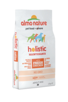 Almo Nature Holistic Medium Adult Dog  - Chicken & Rice 12kg