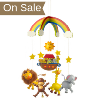 Noah's ark mobile by Orange Tree toys