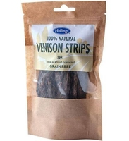 Hollings 100% Natural Venison Strips 5-pack x 12