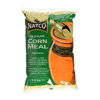 Cornmeal Medium (Natco)- 1.5kg