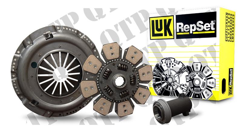 Clutch Kit Fiat 90 Series A140 1180 1280 1580 - Quality