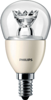 PHILIPS  3.5W SES MASTER LED GOLF BALL (25W)250LM DIMTONE