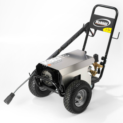 Comet K803S Steel Electric Power Washer