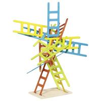 Balancing Ladders Game