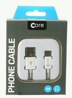 Core Type C 1m High Speed Cable