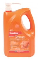 DEB Swarfega Orange 4 l Pump Bottle