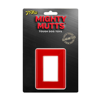 Pet Love Mighty Mutts Rubber Cube - Medium x 1