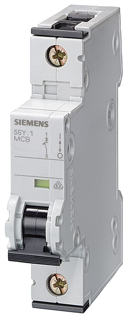 Siemens 4A SP Type-C 6kA MCB