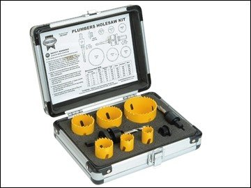 General Purpose Drill Holesaw Kit