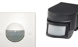 Occupancy PIR Switches
