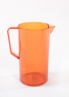 1100ml Jug Trans Orange - Copolyester