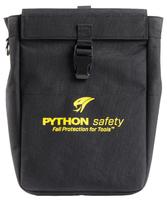 """Python Tool Pouch 19.1 cm (7.5"""") x 27.9 cm (11""""), 2 retractors"""