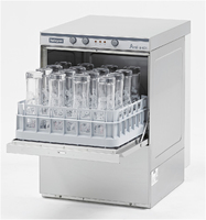Amika AM 40 XLD Undercounter Glasswasher 390mm Basket