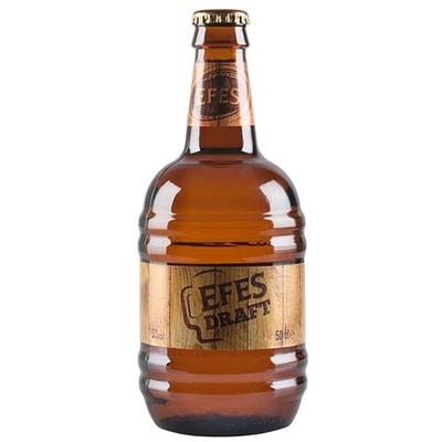 Efes Beer (DRAFT) (12x500ml)