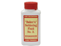 Bakers Soldering Fluid No 3