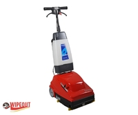 Auto Floor Scrubber Dryer Battery Turbo 350 Plus (Red)