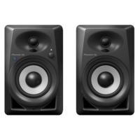 Pioneer DM-40BT-K (Black) | 4-Inch Desktop Monitor Speakers (Black)